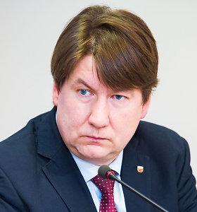 Vitalijus Mitrofanovas: Etatinis darbo užmokestis atriša rankas mokyklų vadovams