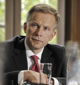 Latvijos centrinio banko vadovas I.Rimševičius pateikė skundą ES teismui