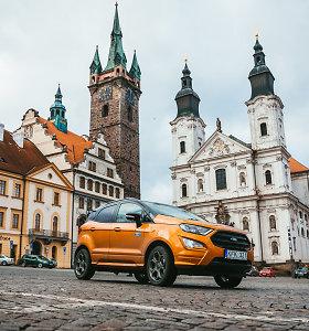 Iki Ženevos parodos – automobiliu: kur už benzino litrą teks mokėti 1,7 euro, o 5 km kelią važiuoti 2 valandas