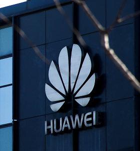 """Žiniasklaida: Nyderlandai tiria """"Huawei"""" dėl galimo šnipinėjimo"""