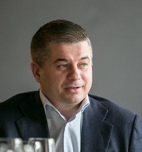 """G.Žiemelis: """"Avia Solutions Group"""" tebesvarsto apie Honkongo biržą"""