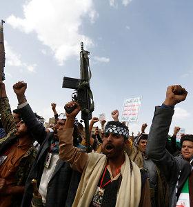 Jemene per susirėmimus netoli svarbaus uostamiesčio žuvo 39 kovotojai