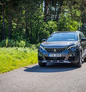"""""""Peugeot"""" planuoja didinti visureigių gamybą Europoje"""