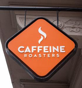 """""""Reitan Convenience"""" baigė kavinių tinklo """"Caffeine"""" įsigijimą"""