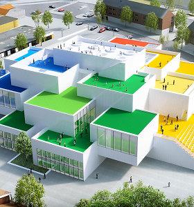 Prestižinis architektūros konkursas – šįkart be Lietuvos