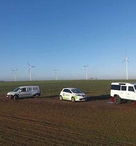 Naujas sumanymas Dakarui: lenkai ruošiasi jį įveikti savo sukurtu elektromobiliu