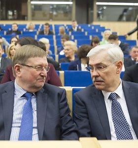 """Socialdemokratas Z.Balčytis parėmė rinkimuose į skolą dalyvausiančius """"socdarbiečius"""""""