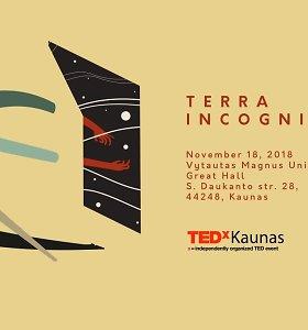 """Skelbiami pirmieji """"TEDxKaunas 2018"""" pranešėjai"""
