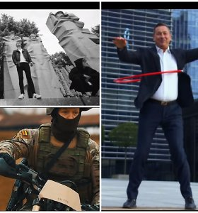 Politinis abejingumas lietuviškuose vaizdo klipuose