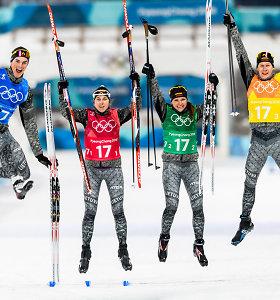 Degančios lūpos: olimpiečiai Pjongčange paleido sparnuotų frazių (I dalis)