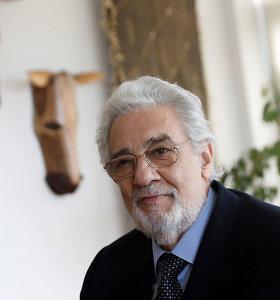 Koronavirusu užsikrėtęs Placido Domingo po gydymo ligoninėje grįžo namo