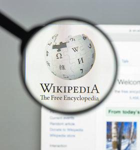 """Rusija planuoja pakeisti """"nepatikimą"""" Vikipediją sava enciklopedijos versija"""