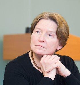 Teismas atmetė Liudvikos Pociūnienės skundą dėl VSD išvadų