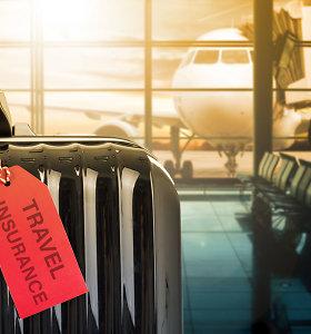 Patarimai keliautojams, kaip apsaugoti bagažą
