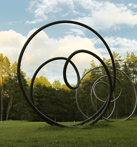 Europos parke – milžiniška Sassono Sofferio skulptūra