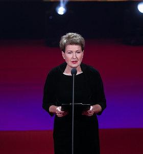 Lietuvių kino akademijos pirmininkė G.Arlickaitė: moraliniams nusikaltimams nėra senaties