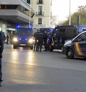 Ispanijoje dėl naujametinio seksualinio išpuolio suimti keturi vyrai