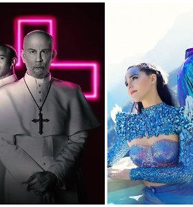 """""""Sofi Tukker"""" daina tapo TV serialo """"Naujasis popiežius"""" pagrindine muzikos tema"""