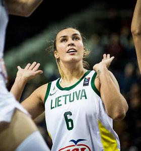 Geriausia Lietuvos krepšininkė pratrūko mįslingais pasisakymais socialinėje erdvėje