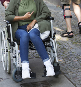 """""""Prekyba"""" neįgalumu Klaipėdoje: 42 papirkėjai jau nubausti, o 11 veikėjų laukia teismo"""