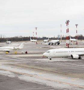 Lietuvos lėktuvų parke išrikiuotus veteranus vargina smulkios, bet dažnos ligos