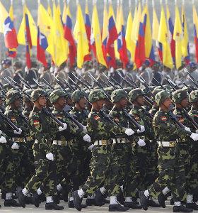 Jungtinės Tautos: Mianmaro armija turi būti nušalinta nuo politikos