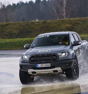 """""""Tautos automobilis 2020"""": urzgiantis monstras """"Ford Ranger Raptor"""""""