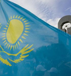 Kazachstane sudužus dviviečiam lėktuvui žuvo žmogus