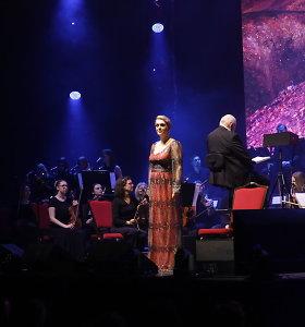 Atlikėjos Enyos dainų koncertas Vilniuje