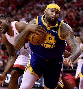 """Aliarmas """"Lakers"""" stovykloje: milžinas patyrė sunkią traumą"""