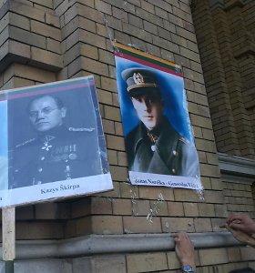 Minint Baltijos kelio trisdešimtmetį – nauji plakatai Generolui Vėtrai