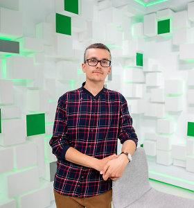 S.Lukoševičius – apie didžiąją svajonę ir tai, kaip tapti geriausiu kino operatoriumi