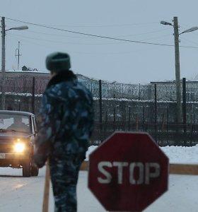 Grasinimas susprogdinti Maskvos meriją buvo melagingas