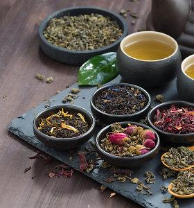 Dietologų žodis: 7 arbatos, kurios padeda mesti svorį