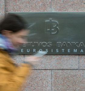 Pasitikėjimas Lietuvos banku krito žemiausiai nuo 2014 m.