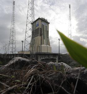 Rusiškos raketos gedimas sutrukdė iškelti Europos tyrimų palydovą