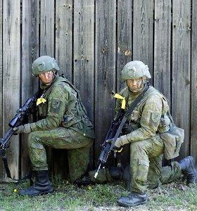 Per Estijos ir Suomijos karinius mokymus aptiktos dvi jūrų minos