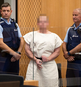 Po išpuolio Naujosios Zelandijos mečetėse gyventojai atidavė šimtus šaunamųjų ginklų