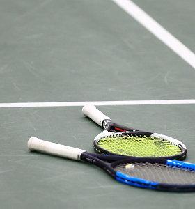 Šiauliuose – jauniausių teniso talentų paieškos