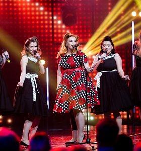 """Iš """"Eurovizijos"""" iškritusi Donata Virbilaitė neslepia apmaudo – kur pražuvo jos žiūrovų balsai"""