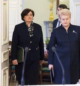 """Apie D.Grybauskaitės """"tulpių pašto draugiją"""" prabilusi L.Graužinienė: daug žinau"""