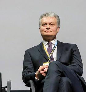 G.Nausėda – pirmas tarp svarstomų kandidatų į prezidentus