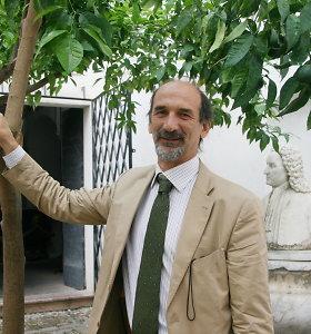 Palermo princas B.Tortorici Montaperto: apie aristokratišką gyvenimą, meilę menui ir sūnėną Lietuvoje