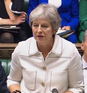 """ES: """"Brexit"""" susitarimas dar gali būti pasiektas, tačiau JK privalo veikti dabar"""