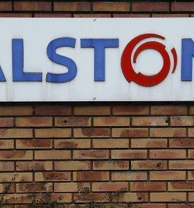 """""""Alstom"""" sutiko įsigyti """"Bombardier"""" riedmenų padalinį"""