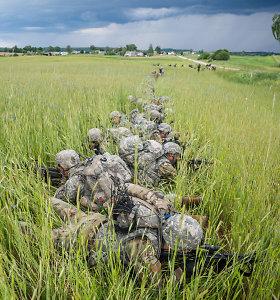 Kuo skiriasi JAV ir Lietuvos karių motyvacija būti kariuomenėje