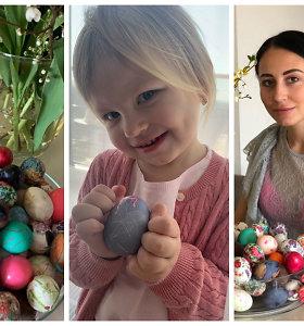 """Gabrielė Rutkauskienė su dukra nustebino Graikijoje likusį vyrą: """"Norėjome, kad pajustų šventinę nuotaiką"""""""