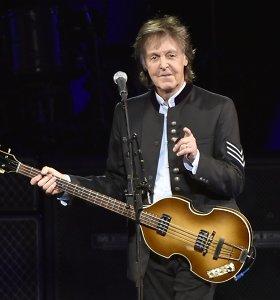 "Paulas McCartney sako per vieną psichodelinę ""kelionę"" matęs Dievą"