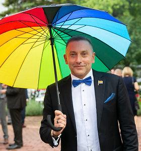 """LGL vadovas V.Simonko: apie meilės paieškas sovietmečiu ir ašaras dėl pirmojo """"Baltic Pride"""" Lietuvoje"""