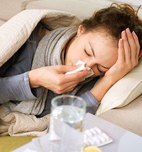 Gydytoja apie artėjantį gripą ir kitas virusines ligas: vaistai nuo peršalimo negydo